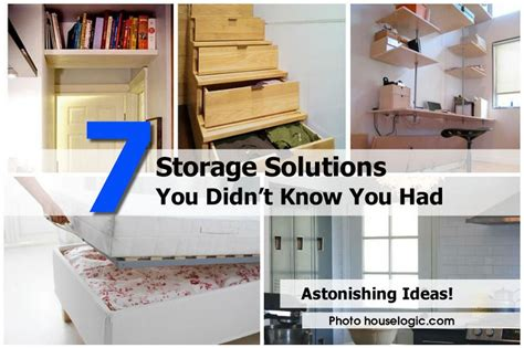 home storage solution 7 storage solutions you didn t know you had