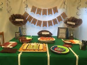 Easy Potluck Main Dish Ideas - football party not just a man s game easy peasy pleasy