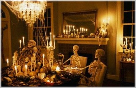 halloween decorating ideas for living room trees and witch halloween party interior design interior design