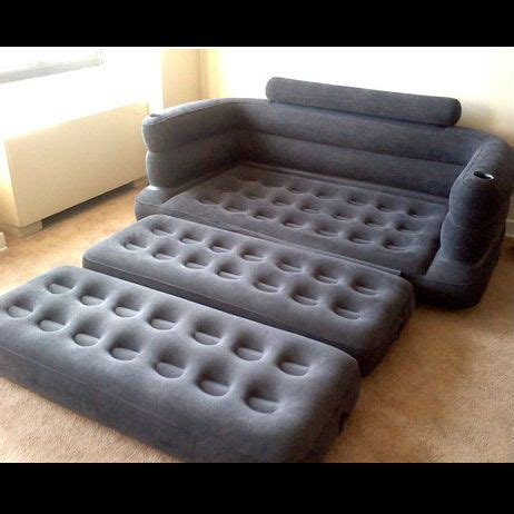 inflatable fold  couch stuff pull  sofa pull