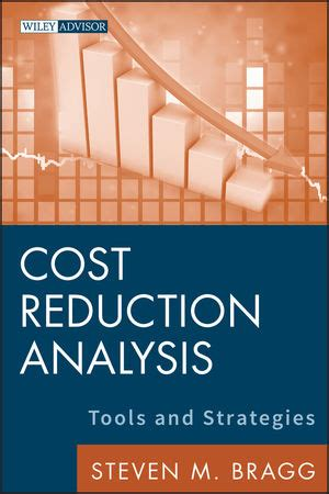 Wiley Cost Reduction Analysis Tools And Strategies