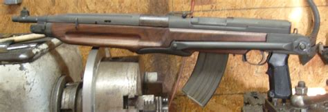 czech VZ 52/57 conversion to using 556 and stanags. - AR15.COM Ar 15 Barrel Cheap
