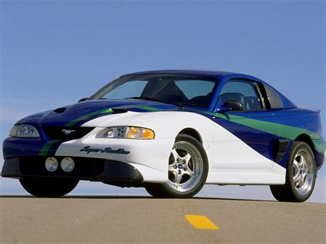 ford supercar concept 1998 ford mustang super stallion concept supercars net