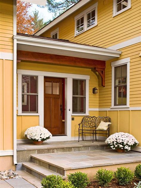 how to add curb appeal with a portico four generations one roof 20 ways to add curb appeal
