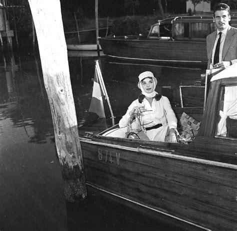motorboat film venice film festival the arrival in the laguna on