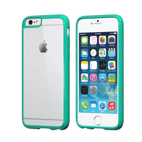 Clear View Cover For Iphone 6 luvvitt clearview for iphone 6 6s back cover for