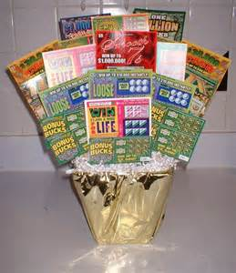 basket raffle ideas basket idea scratch lottery tickets fathers day baskets and basket