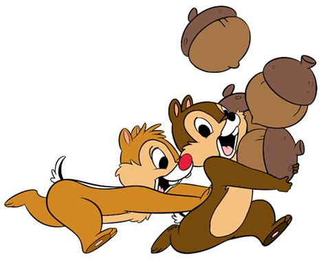 schip and chip chip and dale clip art disney clip art galore