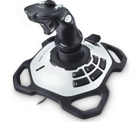 Joystick Usb Logitech logitech extreme 3d pro joystick deals pc world