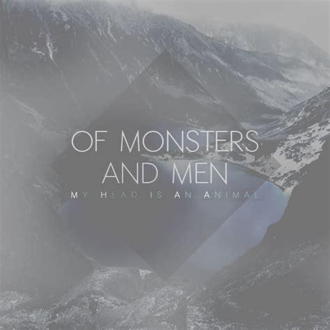Cd Mens of monsters and album cover by idesignwrestlingstuf on