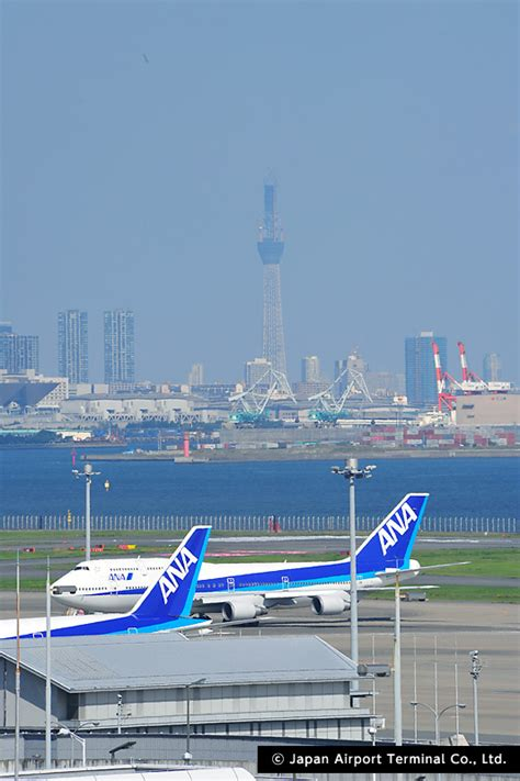 photo gallery at haneda airport gallery 02 enjoy haneda airport haneda airport domestic