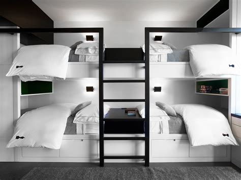 bunk bed rooms modern bunk beds for kids