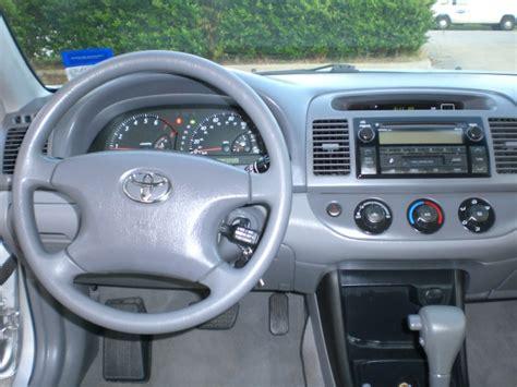 2004 Toyota Camry Interior 2004 Toyota Camry Interior Pictures Cargurus