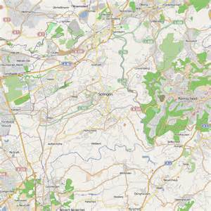 solingen map solingen germany travel blogs travel stories and photos