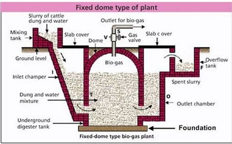 biogas generator for the home