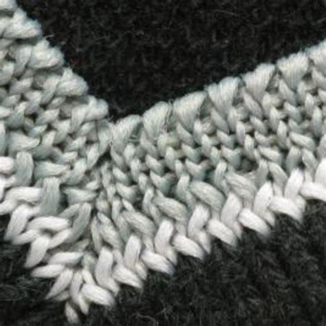 how to knit a mitered corner how to knit a mitered edge on a blanket projects