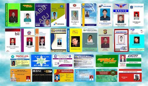 Design Tali Id Card