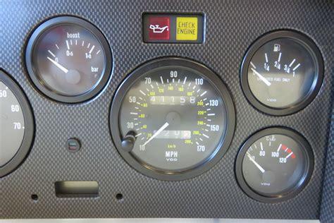 instrument cluster repair 2003 lotus esprit service