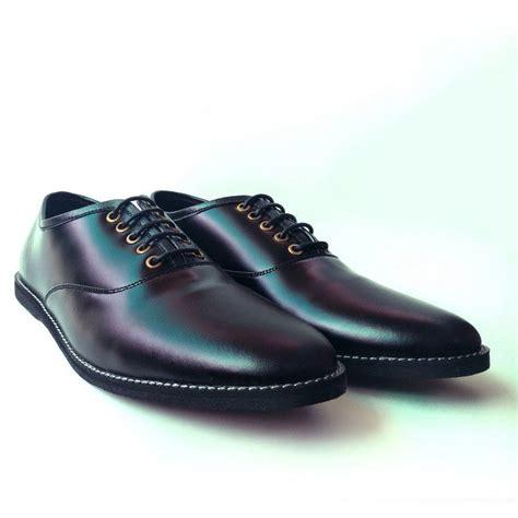 Sepatu Boots Kulit Wanita sepatu kulit java black mall indonesia