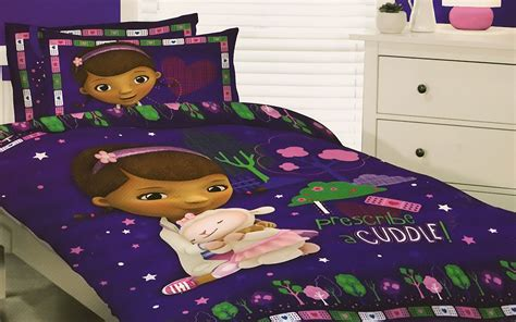 a doc mcstuffins bedroom kids bedding dreams