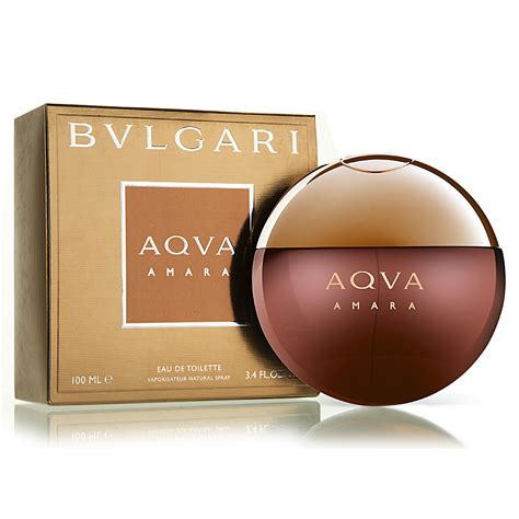 Parfum Bvlgari Amara bvlgari aqva amara eau de toilette 100ml s of