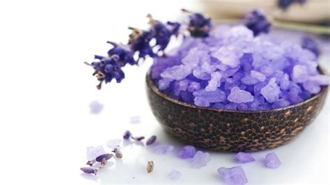 bathtub salts lavander bath salt wallpaper 8578