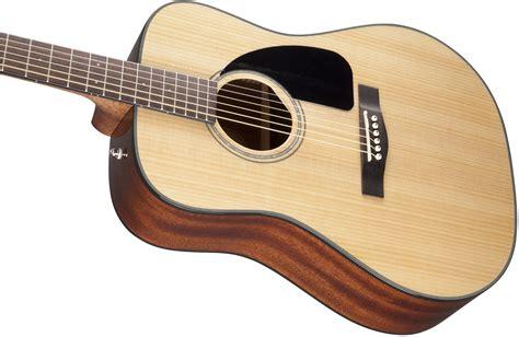 Gitar Akustik Fender List fender dg 8s acoustic pack acoustic guitar pack with bag