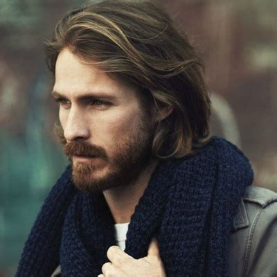 beard length vs hair length our guide on how to style thick hair the idle man