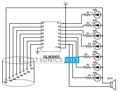 use of transistor bc548 in water level indicator use of transistor bc548 in water level indicator 28 images simple water level indicator gsm