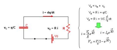 capacitor no carga duda sobre potencia y condensador