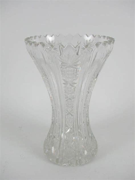 vaso da fiori vaso da fiori in cristallo ghilli antiquariato a