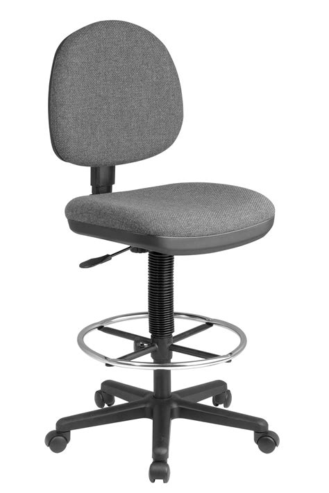 Office Chairs With Lumbar Support Dc640 Office Intermediate Height Lumbar Support