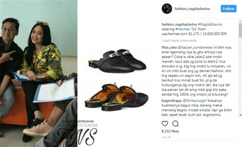 Harga Baju Merk Raffi Ahmad 5 artis ini pakai sandal simpel tapi harganya sai