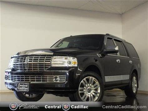 automobile air conditioning service 2011 lincoln navigator l parental controls find used 2011 lincoln navigator in cleveland ohio united states