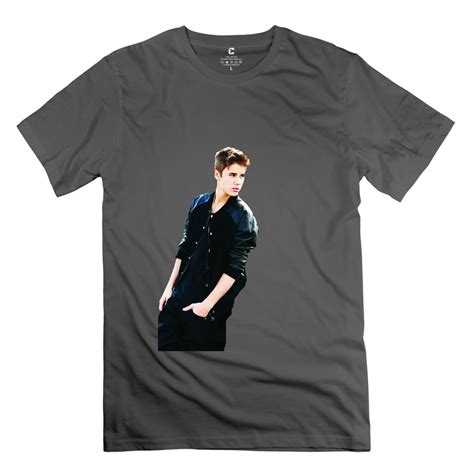 Korean Style Shirt justin bieber portrait t shirt nerdy korean style t