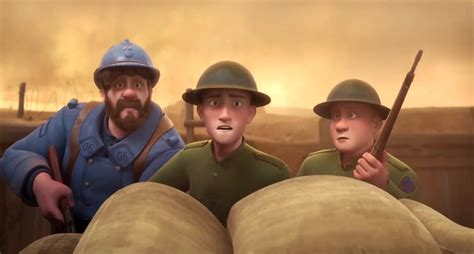 Sgt Stubby Trailer Sgt Stubby Trailer Cgmeetup Community For Cg Digital Artists
