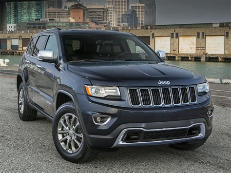 2014 Jeep Grand Cherokee Price Photos Reviews Features