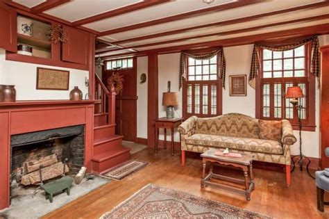 Saltbox Home Plans love these little cupboards above the fireplace colonial