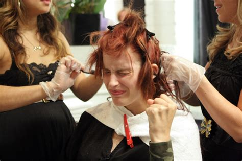 america next top model haircuts before and after 10 life lessons america s next top model taught us faze
