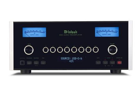 Machintosh C50 mcintosh c50 stereo pre lifier the listening post christchurch and wellington