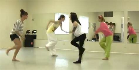 tutorial dance lmfao party rock anthem shuffle dance tutorials how to do the