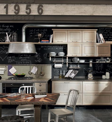decordemon vintage style kitchens by marchi group