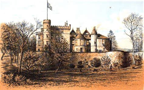 clan ewing of scotland early history and contribution to america sketches of some family pioneers and their times classic reprint books file ardencaple castle circa 1879 jpg wikimedia commons