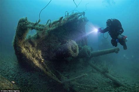Island Semi Boot the lost ships of malin divers exploring wrecks of