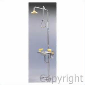 free standing shower units shower eye wash free standing se607 eye wash shower