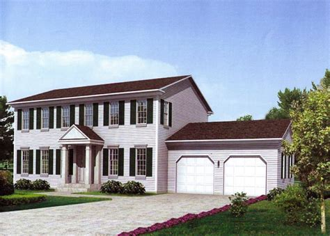 colonial style home ameripanel homes of south carolina colonial style homes