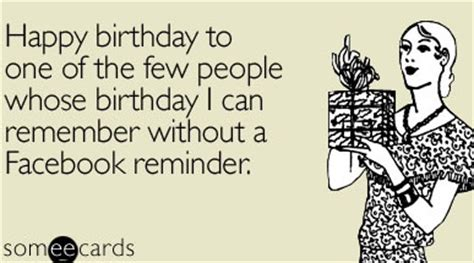 Happy Birthday Sarcastic Wishes The Larson Lingo More Friday Funnies