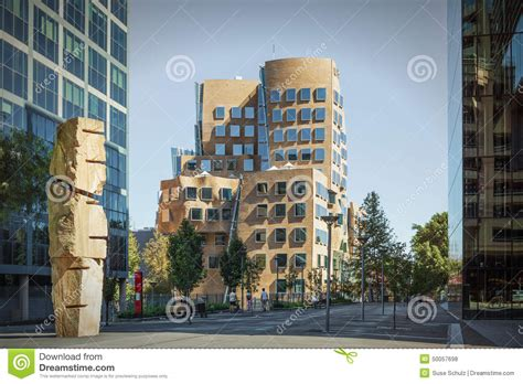 Mba Of Technology Sydney by Uts Sydney Frank Gehry Building Editorial Stock Photo
