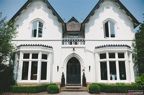 House Hotel by Didsbury House Hotel Manchester Wedding