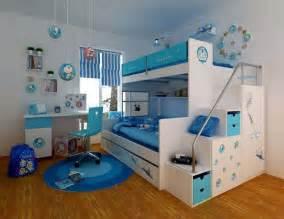 bunk bed rooms bedroom designs blue bunk beds girls room sleek style